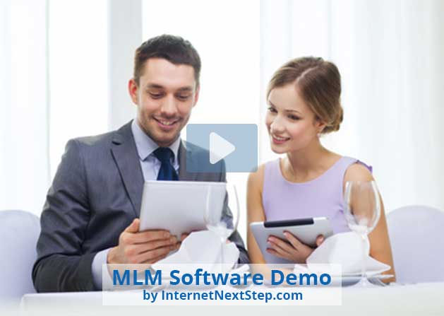 MLM Software Demo Video